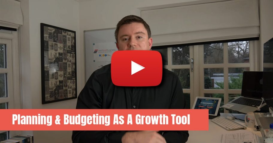 Planning & Budgeting As A Growth Tool