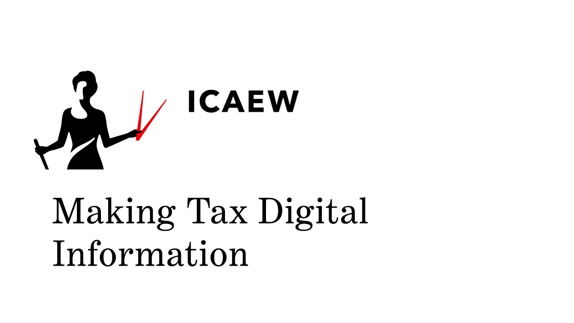 ICAEW - Making Tax Digital Information